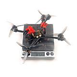 HappyModel Crux35 HD ELRS X1 CrazyF411 BLHELIS 5A Caddx Vista Nebula Nano EX1404 KV3500 4S 3.5inch FPV Digital Freestyle Drone