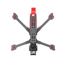 IFlight Chimera6 267mm Carbon Fiber Ultra Light Frame Kits 5mm Arm for RC FPV Racing Freestyle LR6 6inch Long Range Drones