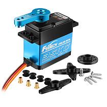 Feetech 7.4V 35KG Fi7635M / Fi7622M 25KG 180 Degree Digital Servo Aluminum Alloy Gear Servo for DIY Arduino Smart Car Robot
