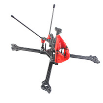 Feichao Ti210 210mm Wheelbase Quadcopter FPV Racing Carbon Fiber Frame Kit For 5inch Propellers DIY FPV Drone