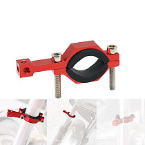 Universal Mount Bracket For Motorcycle Bumper Modified Headlight Stand Spotlight Extension Pole Frame Support Extension Bracket