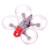 JMT AlfaRC Buzzbee98 V2 2Inch Tiny FPV Racing Quadcopter Frame Kit Support Runcam/FOXEER/CADDX.US 1104 1106 1204 1303 Motor For RC Drone