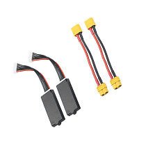 FEICHAO XT60 16 CM Balance Charger Extension Cable Suitable For 2S-6S Airplanes/Car/Ship Models Charging And Discharging Power Lithium Batteries