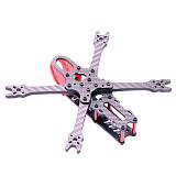 JMT AlfaRC Mikro 140/175 3/4Inch Long Range FPV Frame Kit Support CADDX VISTA 1106 1204 1306 1408 1507 Brushless Motor For RC Drone FPV Racing Quadcopter Freestyle