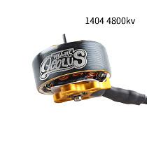 HGLRC AEOLUS 1404 4800KV 4S 3600KV 2800KV 6S Brushless Motor RC FPV Racing LR4 Micro Long Range Drones Part