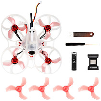 HGLRC Petrel 75Whoop PNP BNF 1S 2S 360 Degree Safety Protection Brushless Motor Indoor RC Tinywhoop Quadcopter FPV Racing Drone