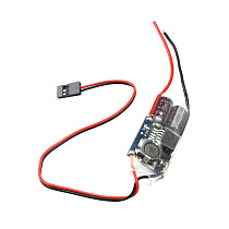 JMT External Receiver Power Supply UBEC Module 3A 2-5s 5A for RC Helicopter Airplane Muiti Rotor Drone
