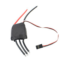 JMT ESC 30A/50A/ 2-4S Forward/Backward Two-way Electric Speed Controller for RC Car Boat Robot Model