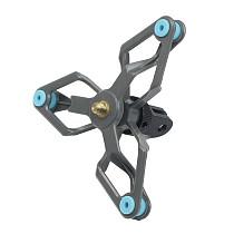 FEICHAO Bicycle Bracket Shock Absorber 1/4 Screw Head Tripod For GOPRO/SJCAM/XIAOYI Action Camera