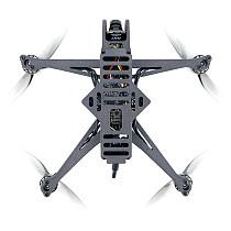 DarwinFPV-Long Range FPV Drone 3 Inch Quadcopters F4 OSD 15A AIO BLHeli_S Dshot600 40CH 400mW CADDX ANT Camera 3018 Propellers