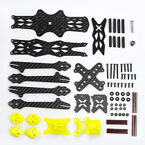 Foxeer 5 inch AURA Crossing Machine Wheelbase 220 Carbon Plate For T700 FPV Drone Frame