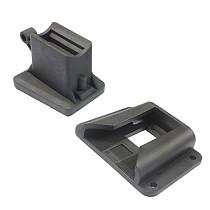 QWINOUT Front Bracket Carrier Block is suitable for Brompton Folding Bike Rack Bracket Bracket Adapter