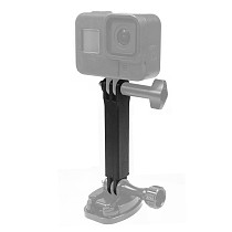 FEICHAO Helmet Extension Arm 3D Printed PLA Compatible with Insta360 ONE R, Gopro, Osmo Action and Other Photography Equipment