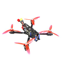 JMT 225mm 5inch PNP BNF RTF FPV Racing Drone RC Quadcopter 3-4S with Ratel 2 Camera 2306-2400kv Motor 3inch Mini FPV Goggles