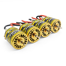 SURPASS HOBBY 540PLUS V2 11T 13T 16T 20T Brushed Motor With 80A ESC for TRAXXAS RC Car Boat  1/10 1/12  Car Model