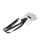 Sunnylife Adjustable Remote Controller Neck Strap Lanyard Sling with Mount Bracket for DJI Mavic Air 2 RC FPV Drone Accessories