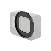BGNING Aluminum Alloy 52mm Filter Adapter Ring for GoPro Hero9 Black Action Camera Lens Adapter Ring Lens Frame for Gopro9