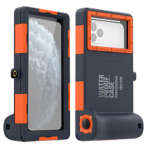 Waterproof For 5-6.9 Inch phone Swimming Diving Cover For  iPhone11/12/13/HUAWEI/SAMSUNG Ultra Case Depth Underwater Photography