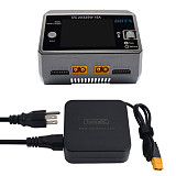 US Stock HOTA D6 650W 15A Dual-channel Smart Charger with Wireless Charging for LiHv/LiPo/LiFe/Lilon/Lixx 1~6S Batteries
