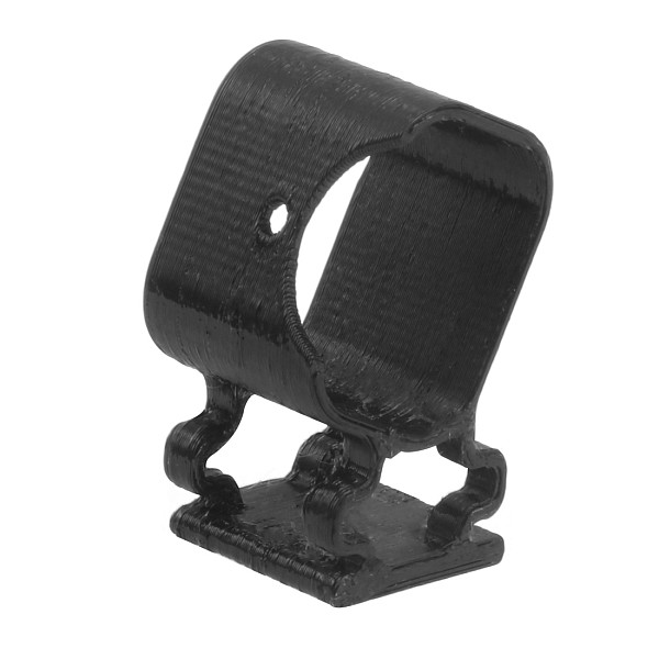 FEICHAO 3D printed TPU Material Mount Raised Angle 25 Degrees For Insta Go2 Camera