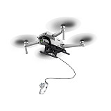 Air Dropping System for DJI Air 2S Drone Landing Gear for Mavic Air 2 Fishing Wedding Ring Gift 12km Deliver Life Rescue Thrower