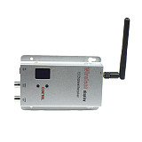 Feichao 1.2G Wireless audio and video transmitter 1W VRX VTX module 8ch long-distance stable signal  for RC DIY FPV Racing Drone