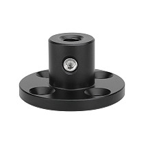 BGNING DSLR Photography Wall Ceiling Table Mount Adapter Support Holder With 1/4 -20 Female Thread For Podium Connecting Accessories