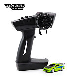 Turbo Racing C72 RTR 1/76 2.4G Sports Mini RC Cars Limited/Classic LED Lights Full Proportional Vehicles Models - Classic Version