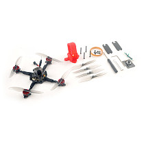New Release Happymodel Crux3 1S ELRS 115mm  1S Brushless Toothpick Drone  With 1202.5 KV11500  Motor And Caddx ANT 1200tvl Camera