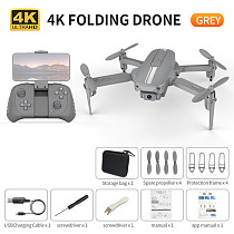 FEICHAO S17 HD Aerial Drone 4K Drop-Resistant Folding FPV Mini Four-Axis Remote Control Aircraft