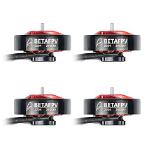 4PCS BETAFPV 2204-2400KV 4-6S Brushless Motors For X-Knight 4 FPV And TWIG Mutant 4