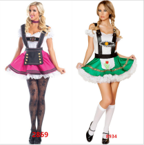2869 8934 beer maid costume