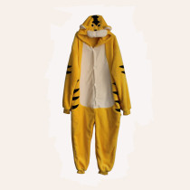 K-016 yellow tiger onesies 85-125