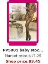 pp5001 bodystocking