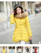 528291 M-3XL 2016 Winter Jacket Women Parka Thicken Outerwear Coat 81