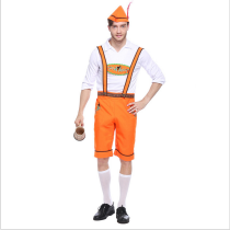 16034 man  beer maid costume