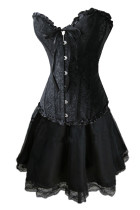 LA819-5 hot corset dress