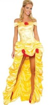 8981 Princess Belle costumes
