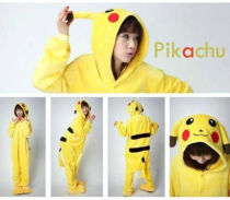 New Pikachu stitch onesie