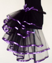 s005 corset tutu dress