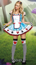 5040  alice in wonderland costume