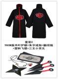 men/women wholesale naruto costume sasuke uchiha cosplay itachi clothing hot anime akatsuki cloak cosplay costume size s-2xl