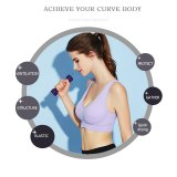 3pcs/set Sexy Lingerie Bra with Pads Women Seamless Push Up Plus Size Sports Bralette Wireless Comfortable Sleep Active Bra