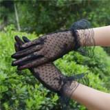 G2020008  black  gloves