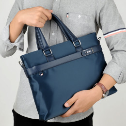 Mens Canvas Briefcases Business Bags