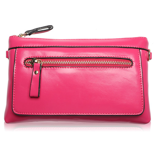 Ladies' Fashionable Leather Clutches