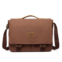 Men's Canvas Laptop Messenger Bags