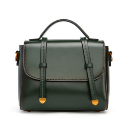 Stylish Leather Satchel Bag for Ladies