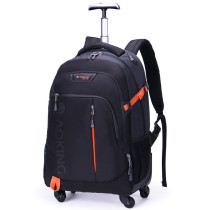Large Rolling Backpack for Adults