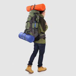 Large Capacity Outdoor Backpack for Hiking or Camping